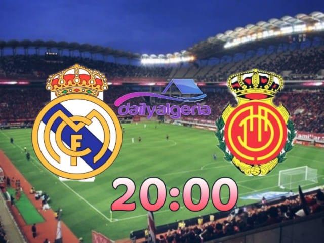 القنوات الناقلة لمبارات السبت  ريال مايوركا ضد ريال مدريد - ريال مايوركا ضد ريال مدريد - القنوات الناقلة - الدوري الاسباني - ريال مدريد