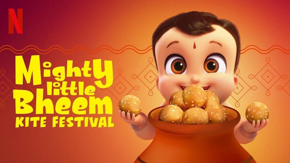 Mighty Little Bheem: Kite Festival (2021) Hindi Episodes Download 1080p