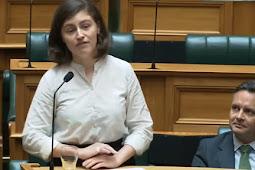 NZ MP brings 'okay boomer' meme to parliament
