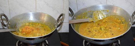 how to make kathirikai rasavangi