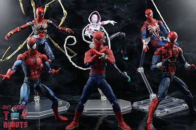S.H. Figuarts Spider-Man (Toei TV Series) 48