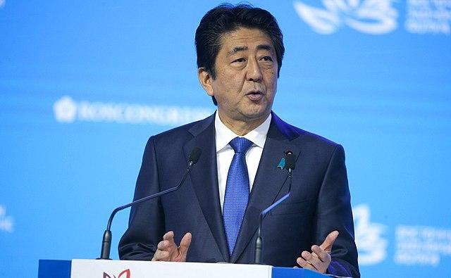 Премьер-министр Японии Абэ: правительство готово принять смелые, своевременные меры