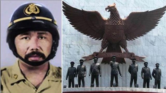 Sukitman, Polisi Penemu Lubang Buaya Sekaligus Saksi Hidup Kekejaman G30S PKI, Ini Kisahnya