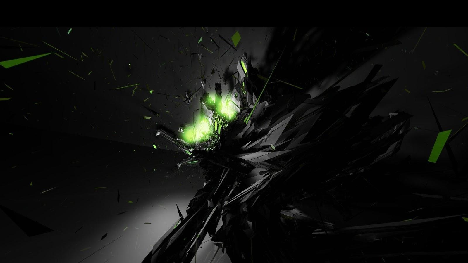 Abstract Full HD Desktop | HD Wallpapers (High Definition ... Abstract Green Desktop Wallpaper