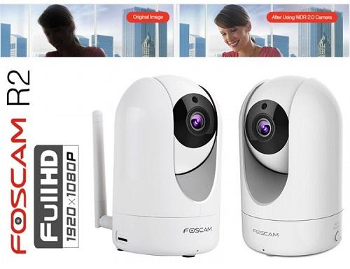 Đánh giá camera wifi Foscam R2 – Chất lượng trên cả tuyệt vời - 165388