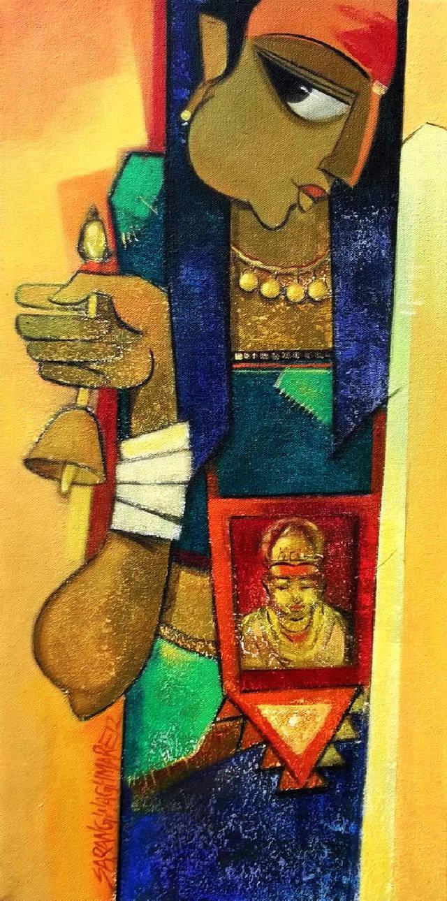 Красота индийской культуры. Sarang Waghmare 11