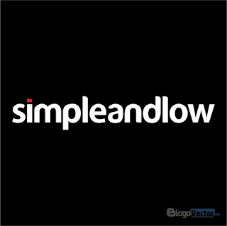 simpleandlow Logo vector (.cdr)