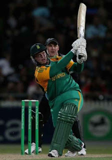 Richard Levi 117* - New Zealand vs South Africa 2nd T20I 2012 Highlights