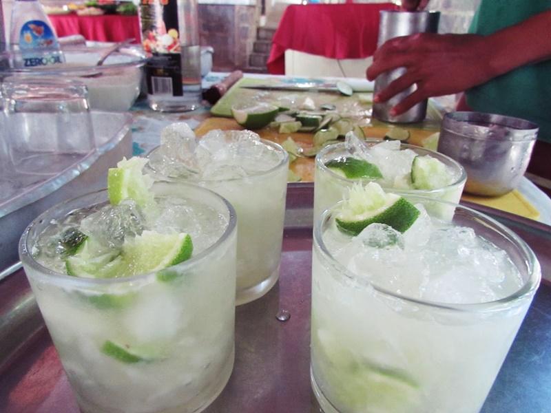 Restaurante Moquem, cachoeira do Convento