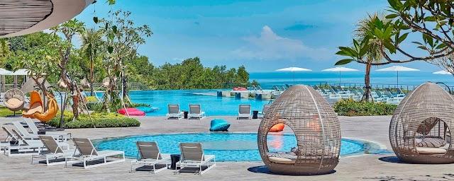 限時優惠~巴厘島烏魯瓦圖萬麗酒店  免費升級至套房及每日早餐   Renaissance Bali Uluwatu Resort & Spa