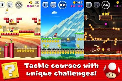 Download Game Super Mario Run Mod APK