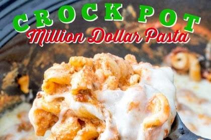 Crockpot Million Dollar Pasta