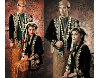 Budaya Adat Indonesia Pakaian Adat Jawa Tengah Nama Gambar Penjelasan