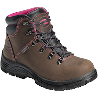 Avenger Work Boots 7125 Women's Steel Toe Work Boots