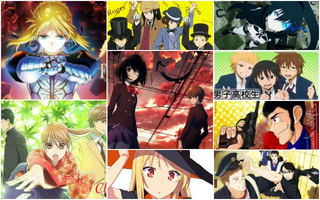 TOP 10 ANIME HAY NHẤT 2012. 2012 trôi qua đánh dấu một năm sôi động của  anime. Đặc biệt 2012 rất thành công ở đa dạng các thể loại bởi hầu như mỗi  thể loại ...