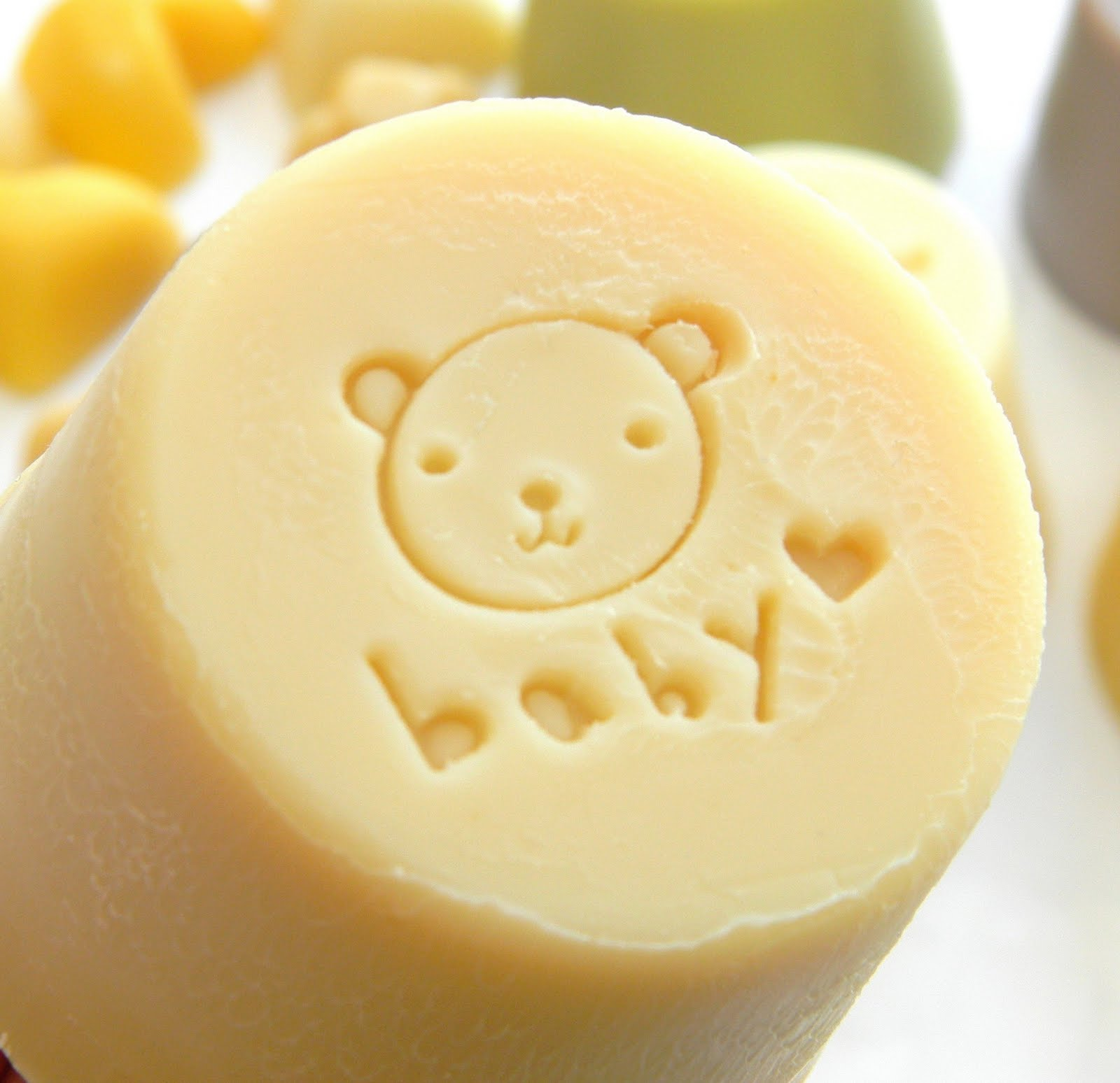 Anita Handmade A Series Of Unscented Baby Soap