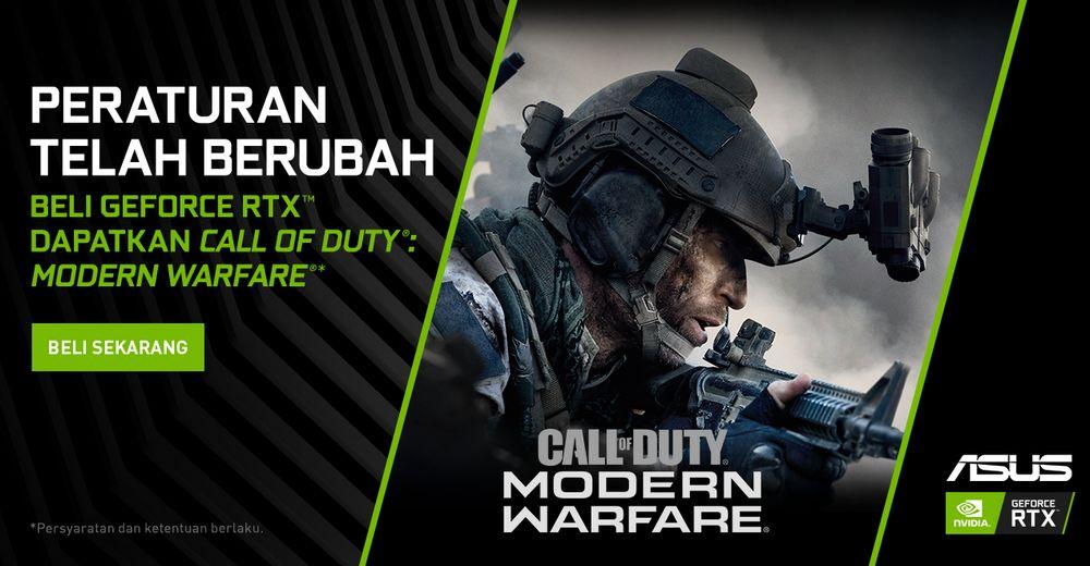 Gratis Game Call of Duty: Modern Warfare