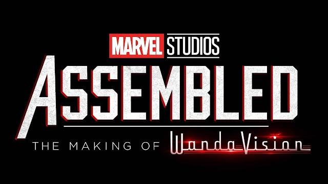 """Tras el final de """"The Falcon and The Winter Soldier"""" Disney+ estrenará un nuevo episodio del documental """"Assembled"""""""