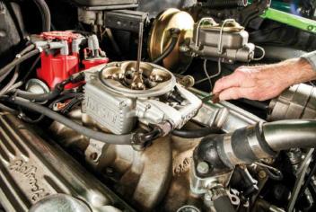 ENGINE OVERHAULING: SIMPLY EFI