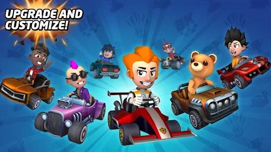 Boom Karts Screenshot