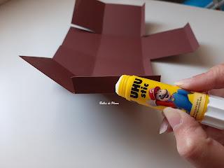 Bulles de Plume - UHU Mario