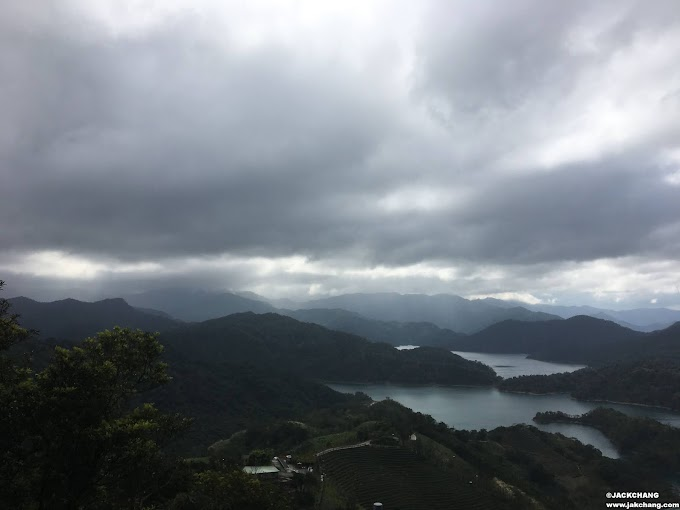 New Taipei Attractions-Shiding Qiandao Lake,Yong'an Trail Appreciate the lake view and see the landscape