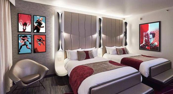 Hotel de Avengers
