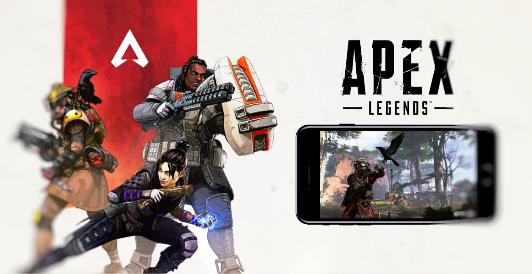 تنزيل لعبة Apex Legends mobile للموبايل 2021
