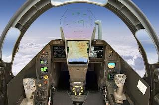 Fungsi Kaca Spion Pada Pesawat Tempur