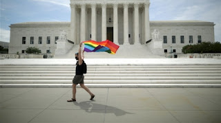 Two droppers from Supreme Court: LGBTQ decision and you can't believe who wrote this