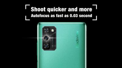 هاتف Blackview A100: أسرع هاتف ذكي لالتقاط الصور بسعر أقل من 300 دولار