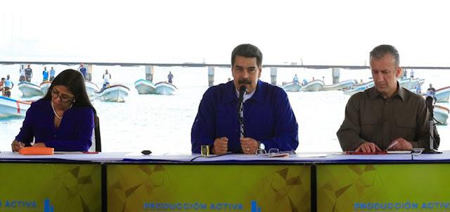Maduro incorpora 25.000 nuevos pensionados «captados por Somos Venezuela»
