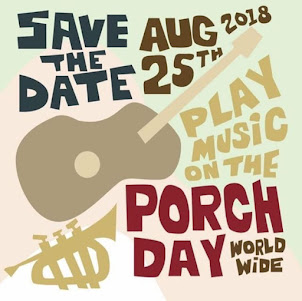 Play Music on the Porch Day