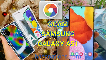 Unduh Google Kamera buat Samsung Galaxy A51