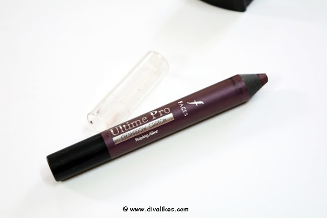 Faces Ultime Pro Eyeshadow Crayon Staying Alive Shade