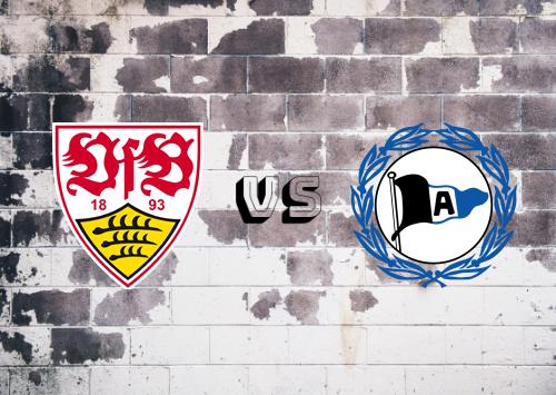 Stuttgart vs Arminia Bielefeld  Resumen