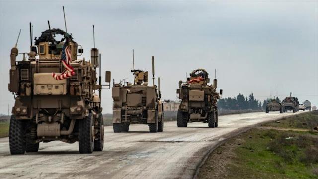 EEUU refuerza sus bases en Siria tras sacar a terroristas de Daesh