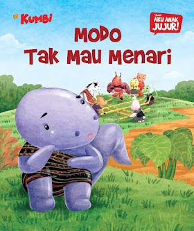 Modo Tak Mau Menari