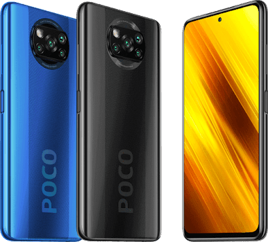 Poco X3 Unveiled With 64MP AI Quad Rear Camera