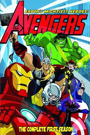 Los Vengadores Unidos Temporada 1 HD 720p Latino