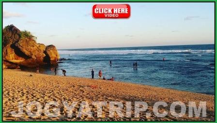 Yogyakarta driver service, yogyakarta tour agency, jogja tour driver, indrayanti beach location