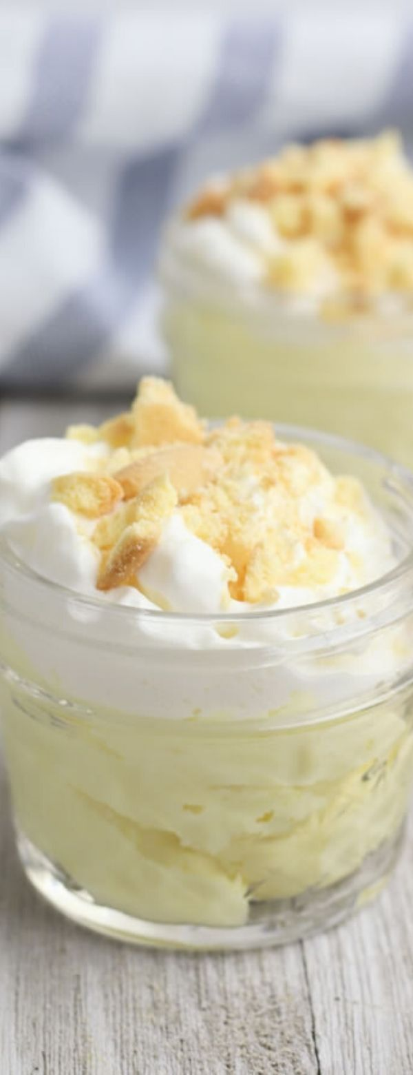 Weight Watchers Lemon Pie In Jar