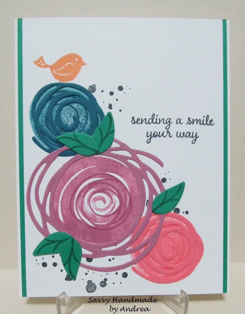 Cards Made With Stampin Up Designer Paper