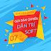 Infographic 7 lý do bạn nên dùng gói bản quyền của Dân Trí Soft
