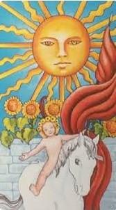 Günes-Tarot-Karti