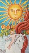 Güneş Tarot Kartı