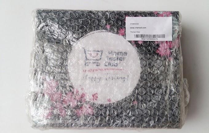 Segarnya Clear Sakura Fresh, Shampo Wangi Tahan Lama dari Home Tester Club