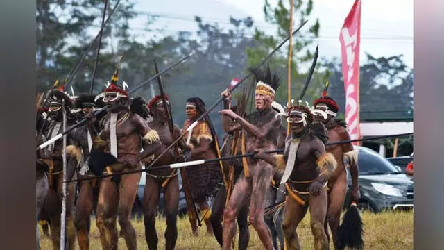 Festival Baliem Valley, Papua