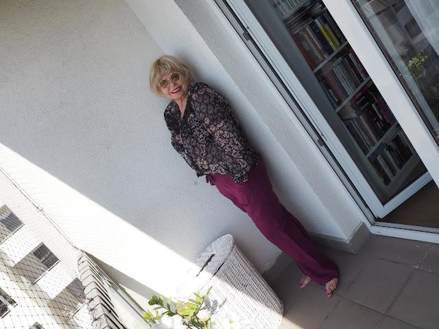 stara kobieta - ciało