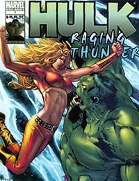 Hulk: Raging Thunder